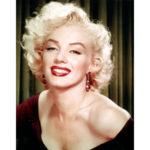 Marilyn Monroe<br /> Courtsey: http://www.polyvore.com/ user: wakenshine.com
